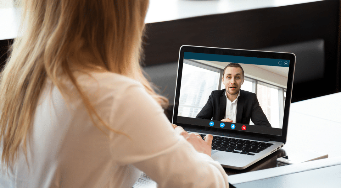 Using Virtual Meeting Software for  Interviews with Victims
