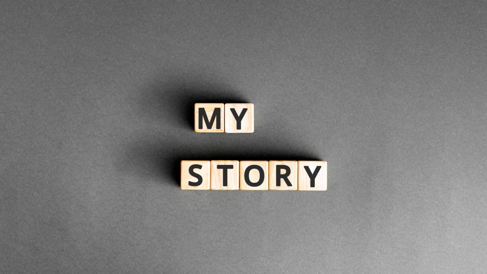 My Story Behind the Story